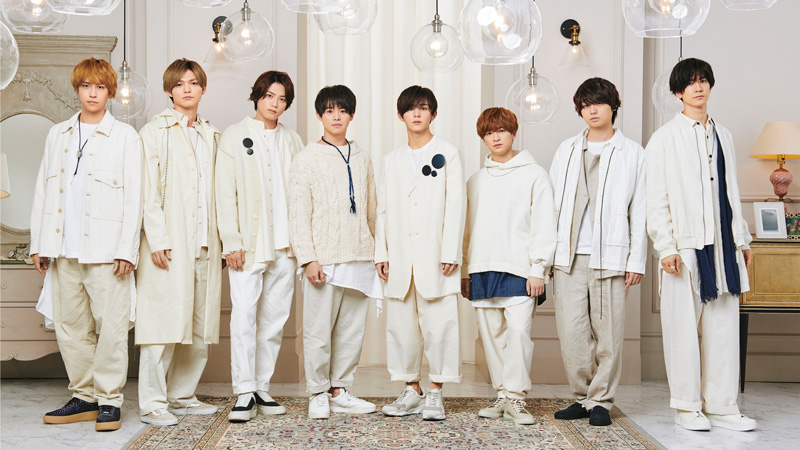Hey! Say! JUMP | Johnny's net