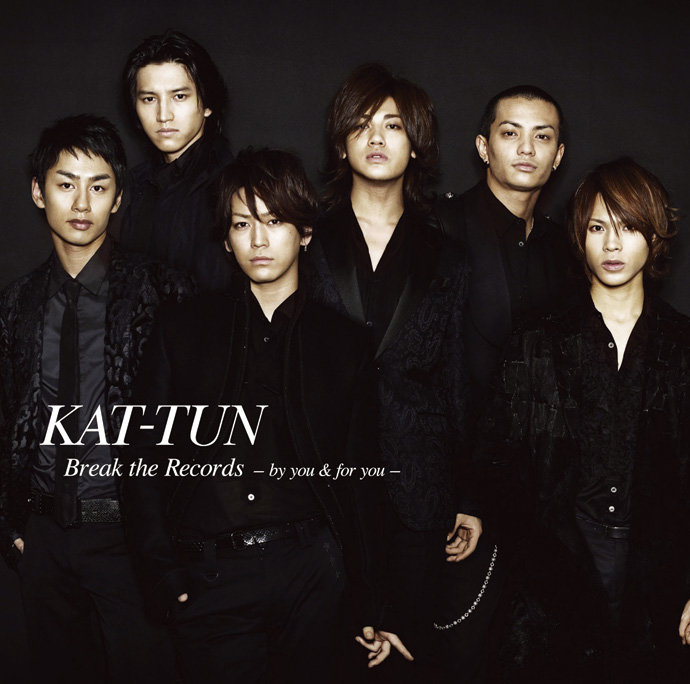 Image result for kat tun break the records